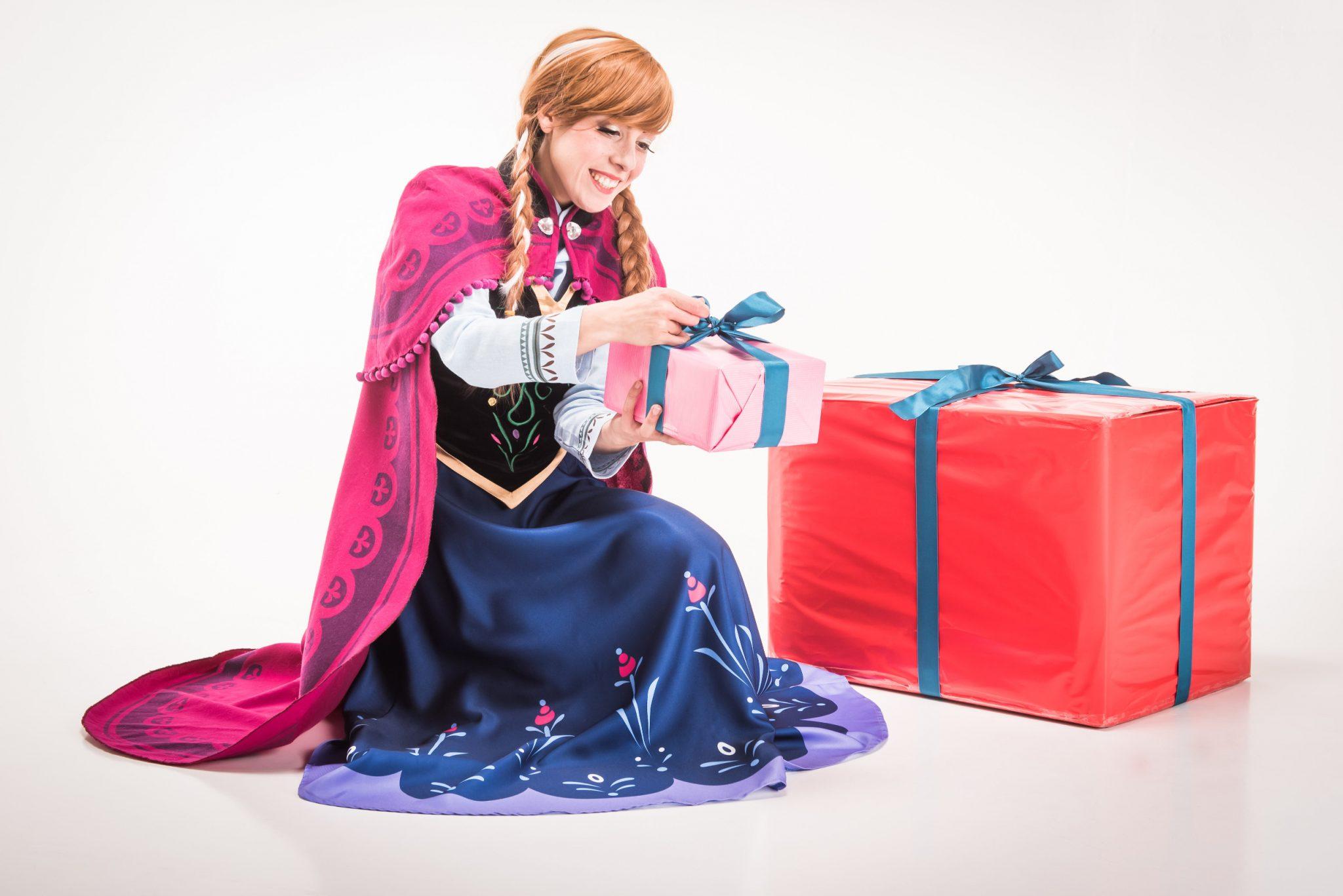 Prinzessinen Pakete