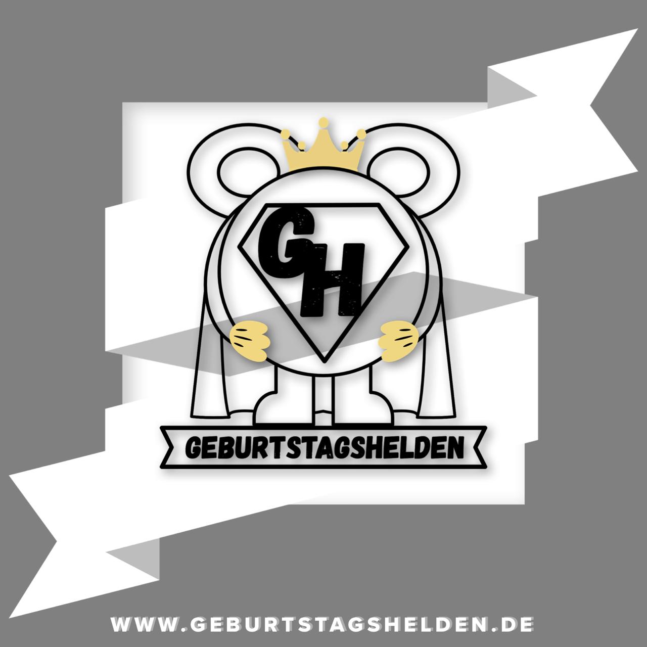 Geburtstagshelden Logo